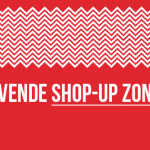 Shop-upzone in de Brabantdam